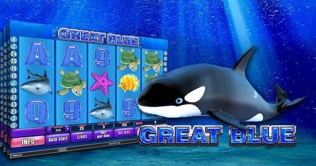 Great Blue Slot Game Malaysia